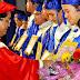 Lễ trao bằng đại học khóa 2 trường y tế hải dương