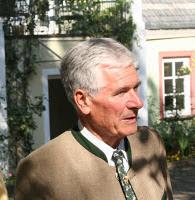 Helga König im Gespräch mit Dr. Franz Werner-Michel