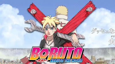 Boruto The Movie (2015) BD/Bluray Subtitle Indonesia