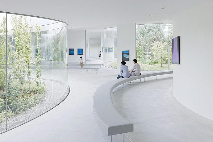 Modern Cabinet: Modern Architecture: Amazing Hiroshi Senju Museum by ...