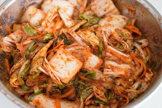 Resep Menu Masakan Khas Korea