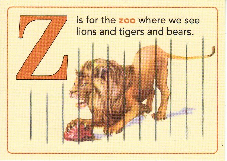 Today we will be studying the zippy letter but before we do please