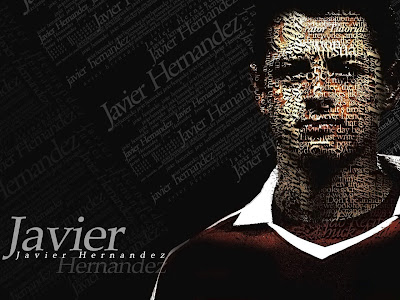 Javier Chicharito Hernandez Wallpaper