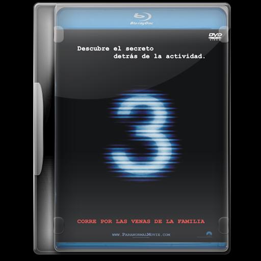 Actividad Paranormal 3 [Brrip 720p] [Audio Dual] [Año 2011] ()