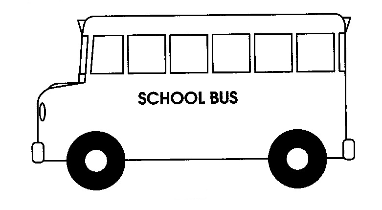 Abc station back to school school bus coloring page for School bus coloring page