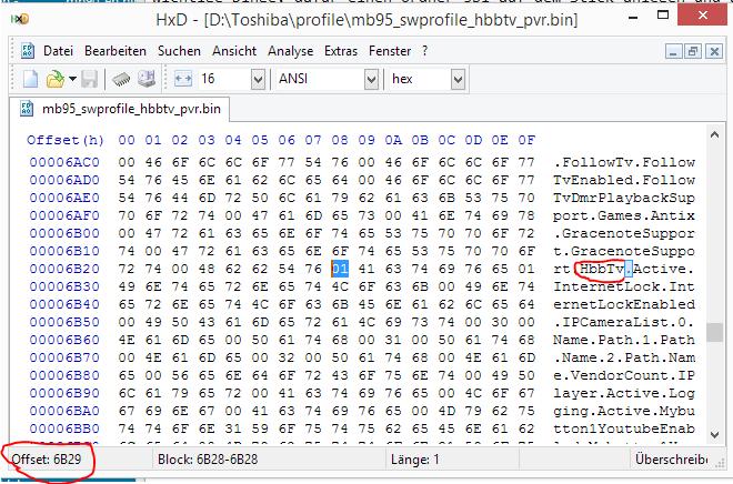 mb95_swprofile.bin im Hex-Editor