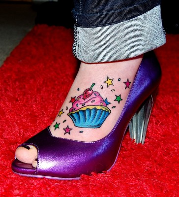 pretty foot tattoos. tired of a foot tattoo you