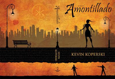 Amontillado by Kevin Koperski - Book Cover