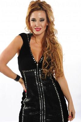 Modelo Jessica Cirio