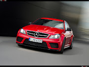 2012 MercedesBenz C63 AMG Coupe Black Series