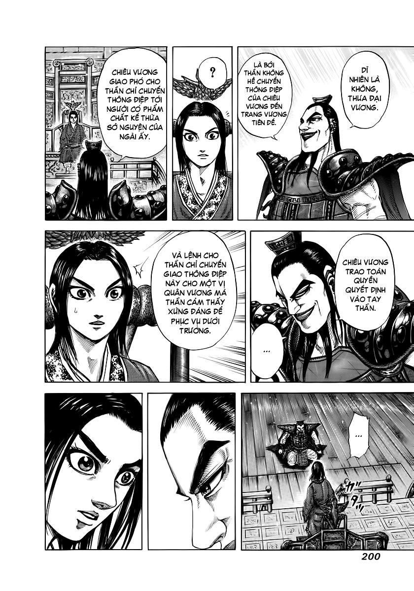 Kingdom – Vương Giả Thiên Hạ (Tổng Hợp) chap 173 page 15 - IZTruyenTranh.com