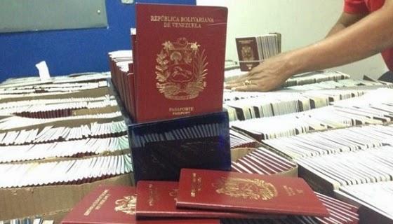 Pasos a seguir para solicitar pasaporte