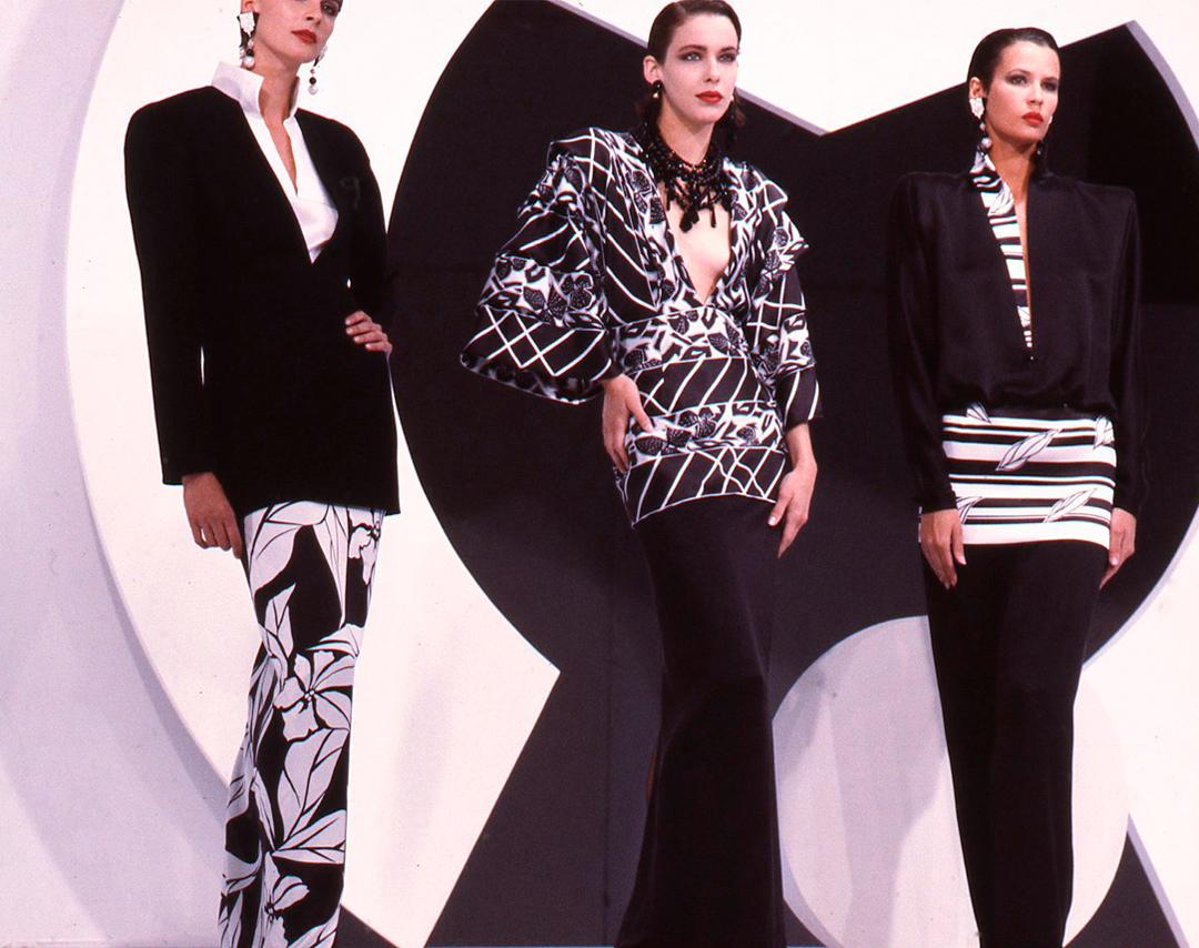Mila Schon fashion show via www.fashionedbylove.co.uk