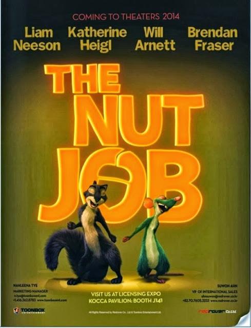 Phi Vụ Hạt Dẻ - The Nut Job (2014)