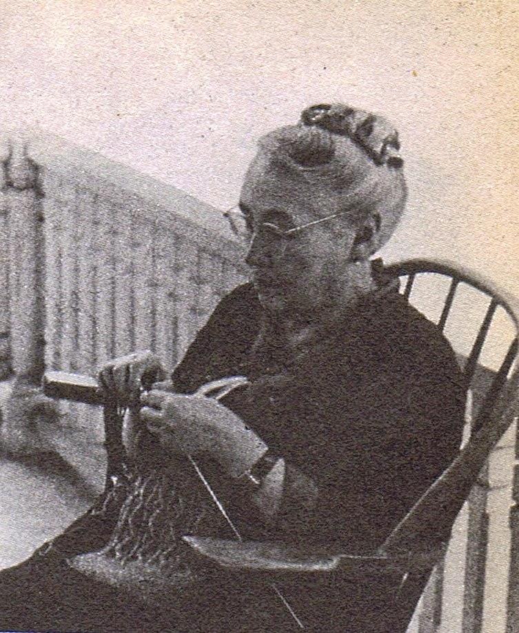 Vicenta Lorca Romero, madre de Lorca