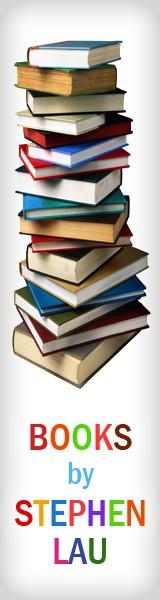 <b>Books by Stephen Lau</b>