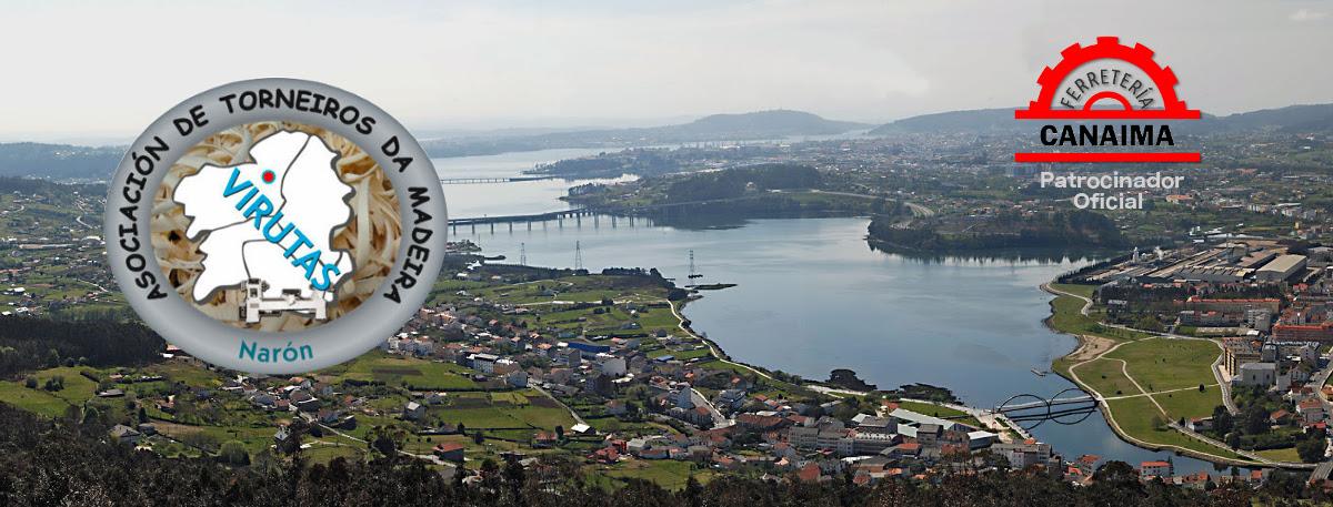 """Asociación de Torneiros da Madeira """"VIRUTAS"""""""