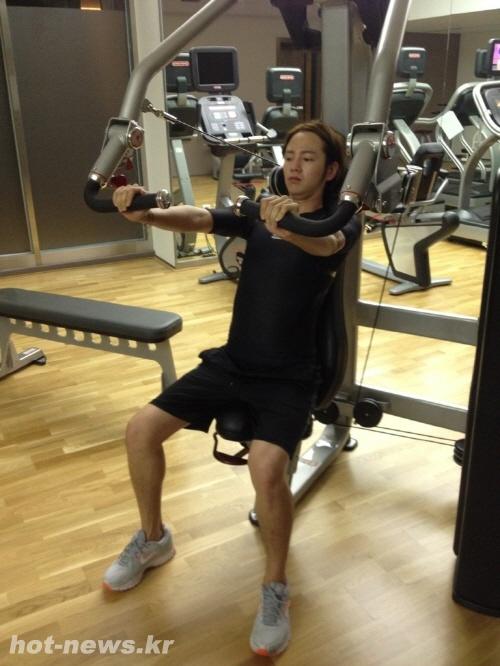 Sport Fashion♡Jang Keun Suk