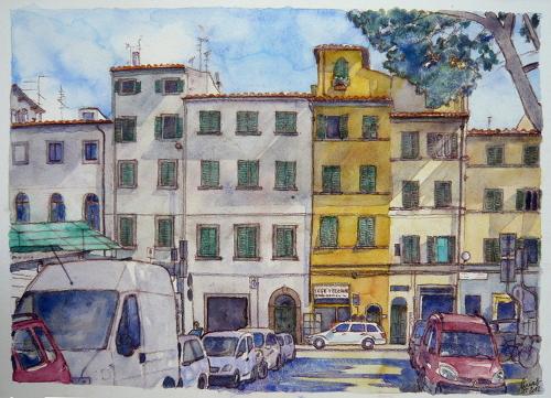 Lb album piazza dei ciompi for Piazza dei ciompi