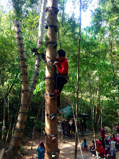 escape theme park penang malaysia, luqman nulhakim said