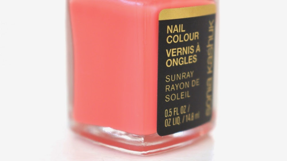 Sonia Kashuk Sun Ray Nail Colour