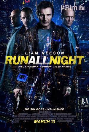 Run All Night 2015 poster