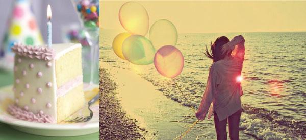 aniversário - to do list - bolo - vela - balões - happy birthday - bday