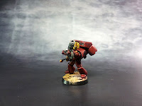 Blood Angels - Escuadra de Asalto - Warhammer 40000 2