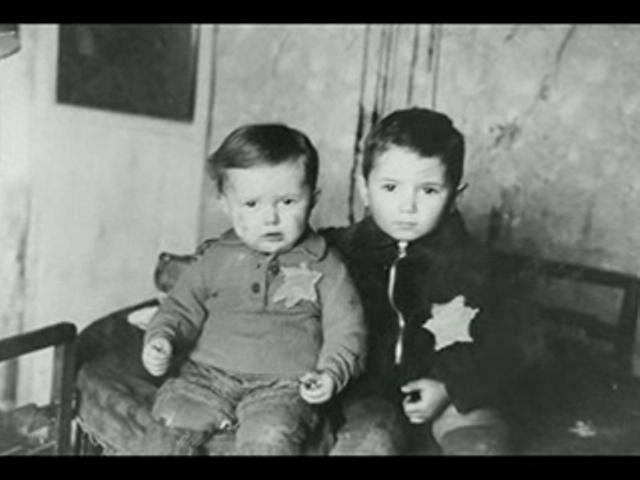 תיוג ילדים בתקופת השואה