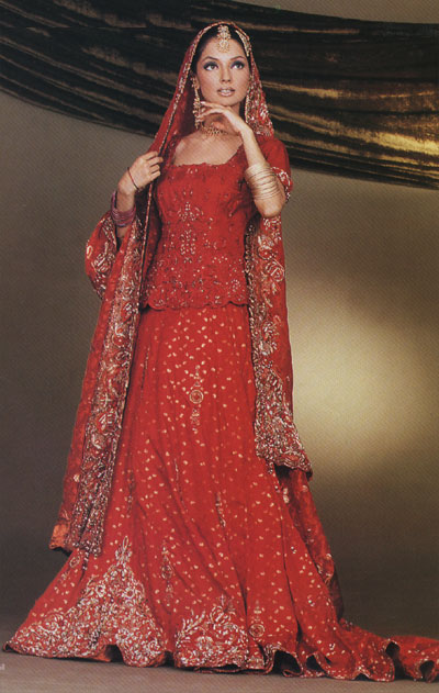 Pakistani wedding dress wedding style guide for Pakistani dresses for wedding parties