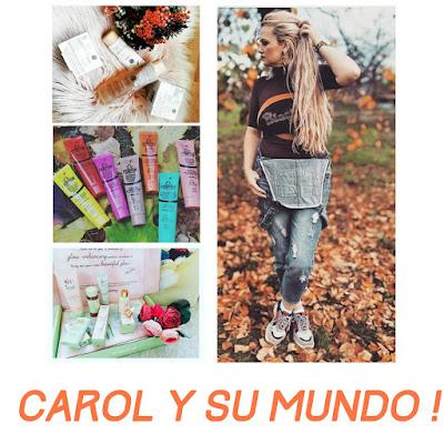 Carol y su mundo!!!