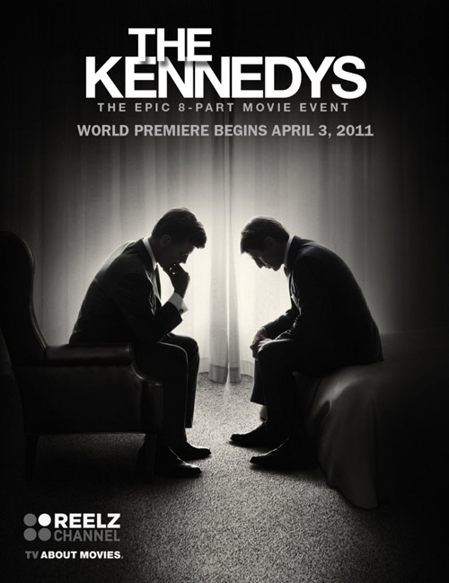 the kennedys, serie tv, locandina