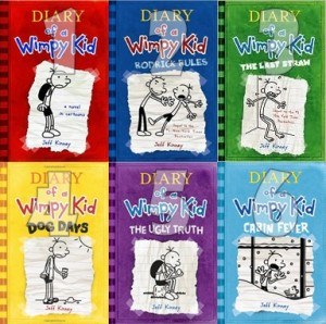 Book Order Diary Of A Wimpy Kid