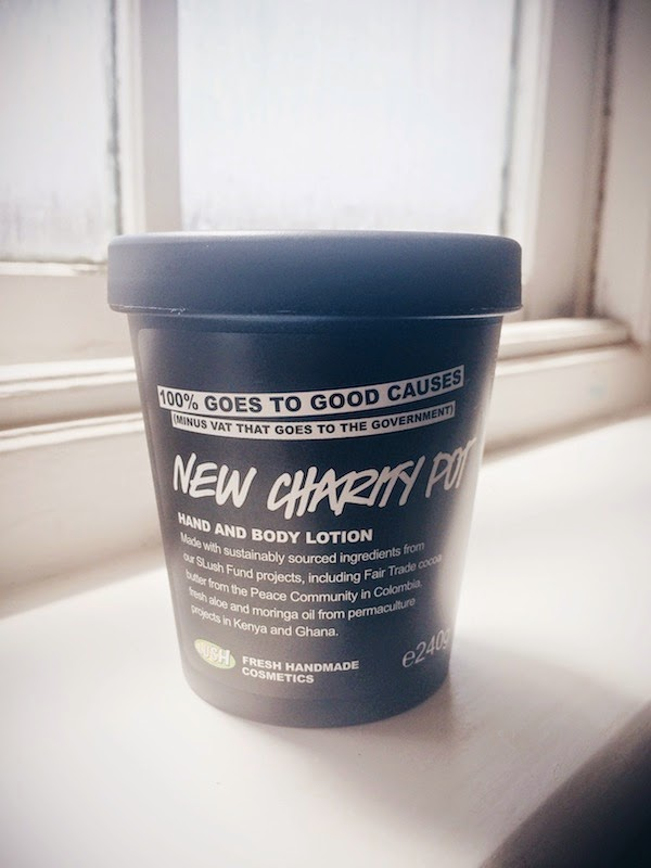 LUSH Charity Pot UK