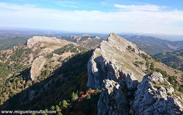 Crestas-Almenara-Albacete