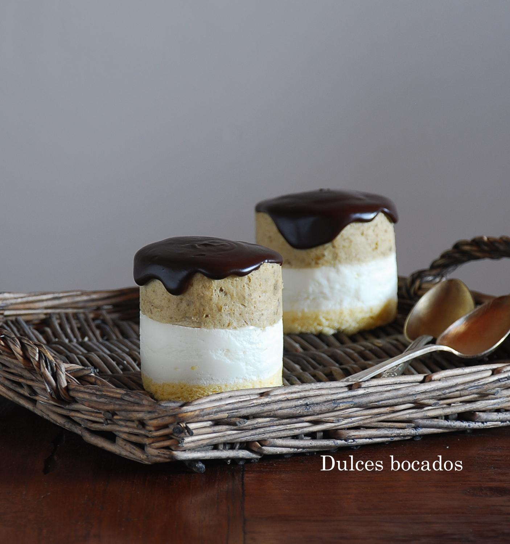 Mousse de alcachofa y yogurt griego - Dulces bocados