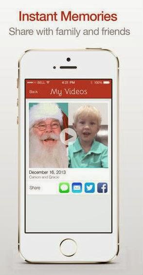 hello santa app icon