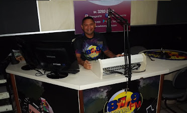 JUCIÊ AGAPTO - DIRETOR DA RÁDIO TANGARÁ FM