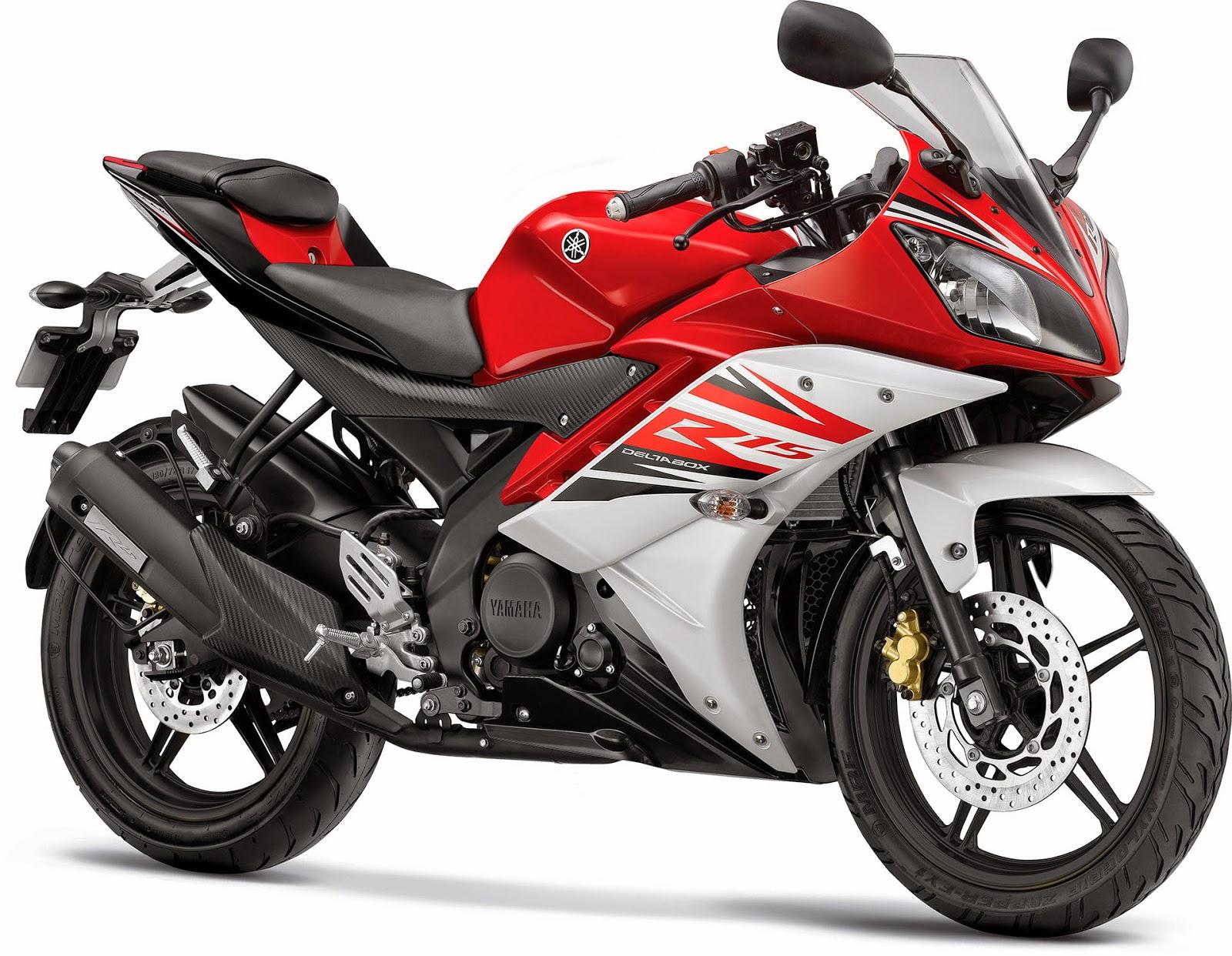 Yamaha YZF R15 Version 3.0 2014 Đỏ Trắng Đen