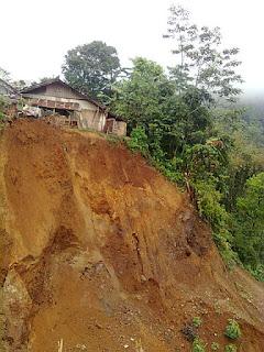 Bencana Tanah Longsor Desa Gunungwuled