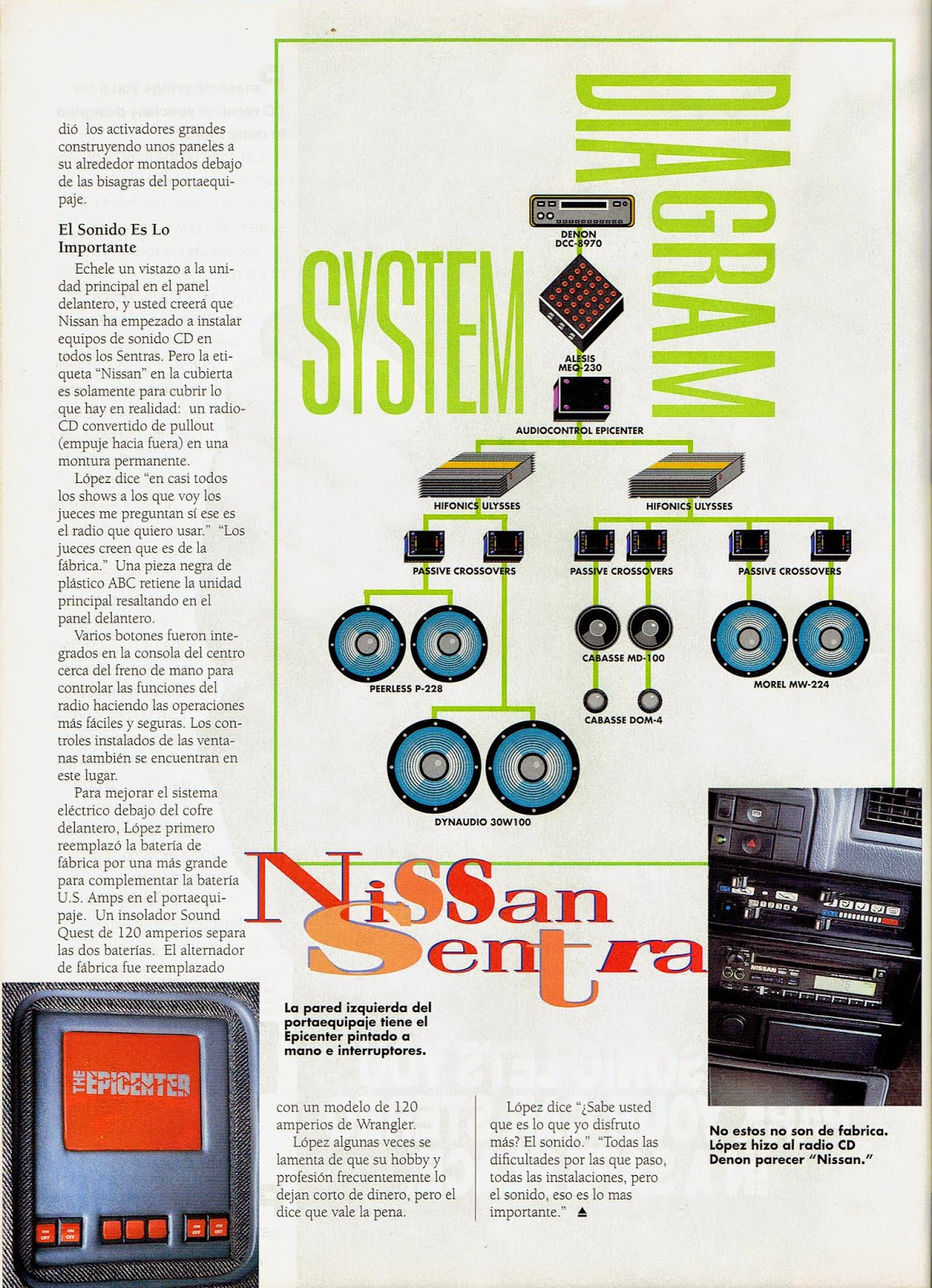 Image of Bajale al Boom Article - page 54 - Car Audio & Electronics Magazine Special Edition in Spanish