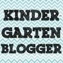 I'm a Kindergarten Blogger