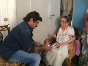 Balakrishna Meets senior citizen fan-thumbnail-3