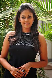 Chandini at kaalicharan premier show 001.jpg