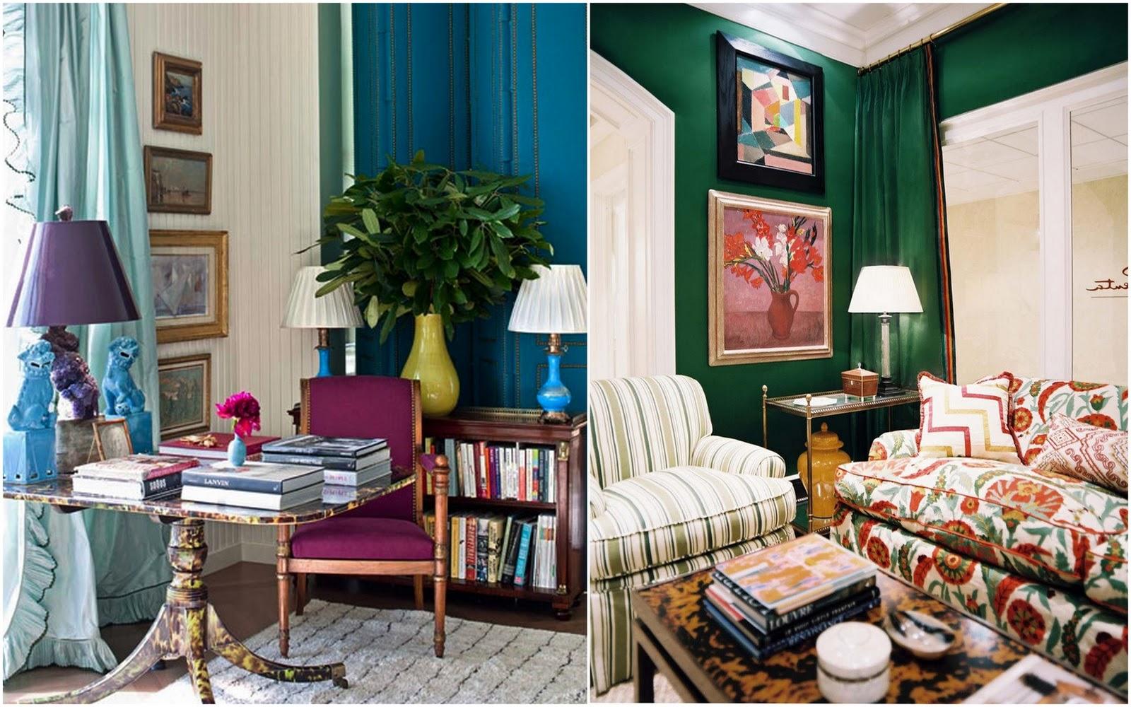 Albert Hadley Albert Hadleylatest Brooke Astorus Corner Library Designed.