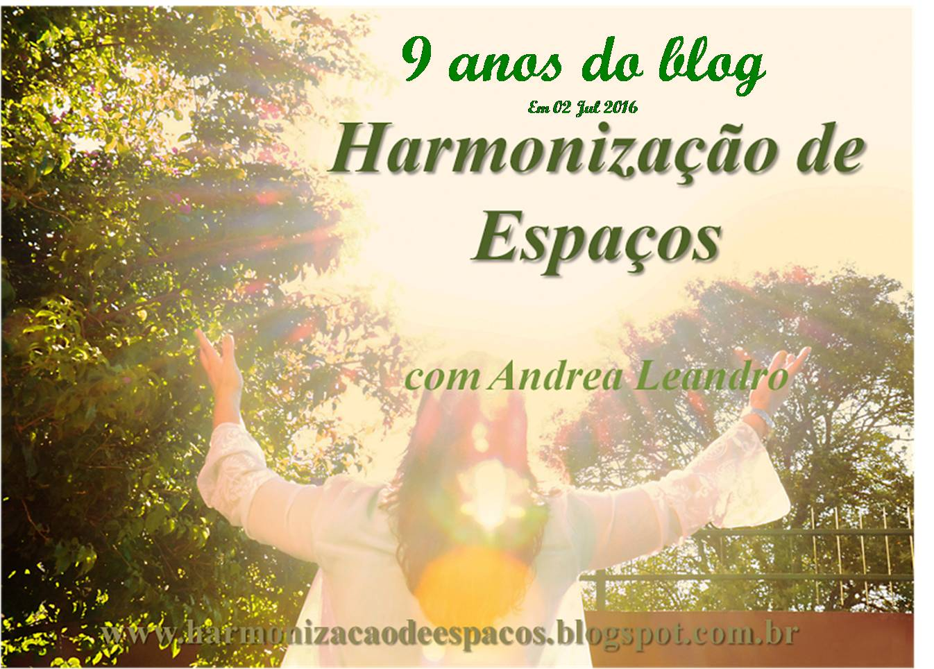 9 ano s do blog