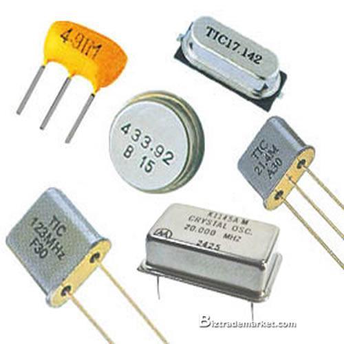 Ece Cristal Oscillators