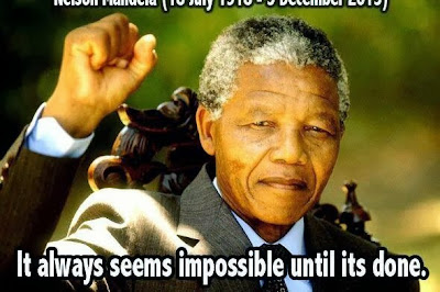 Kata Kata Mutiara Nelson Mandela