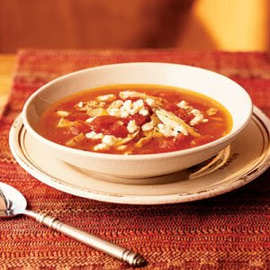 Resep Sup Tomat Ayam Suwir