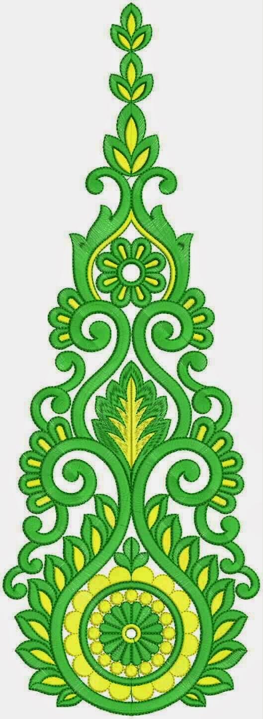 Modern embroidery designs download makaroka
